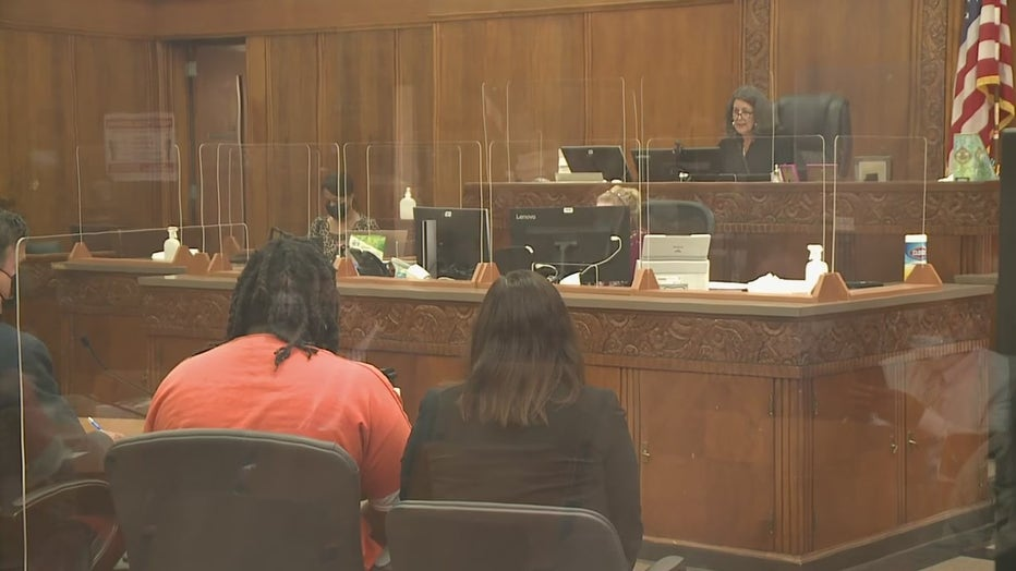 Arzel Ivery sentencing
