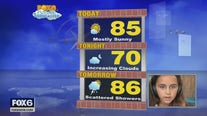 Future Forecaster Flashback: See how 8-year-old Milani is doing