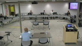 Hostile school board meetings have members calling it quits