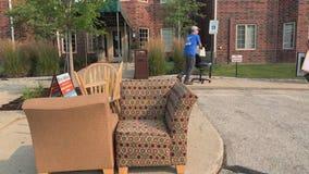Waukesha hotel furniture benefits Habitat ReStore