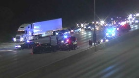 All clear: I-41/894 NB closed near Beloit Road Friday night due to crash