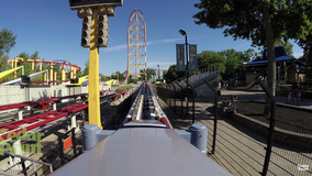 Cedar Point accident report claims L-shaped bracket that hit Michigan woman was part of train
