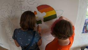 Cedarburg mural removed by school board reborn in Grafton