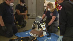 MFD's LUCAS 3 CPR devices 'increase survivability rate of a patient'