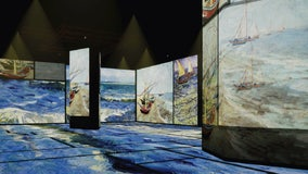 Beyond Van Gogh: Wisconsin Center event extended through October