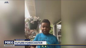 Future Forecaster: Meet 8-year-old Jay