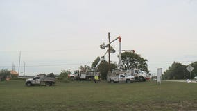 Largest power restoration in We Energies' history after Tuesday storms