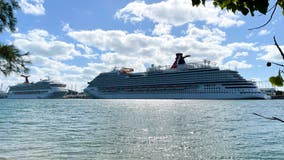 Carnival says cruise passenger who died from COVID-19 didn't contract virus onboard