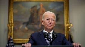 Biden defends departure from Afghanistan, ending 'forever war'