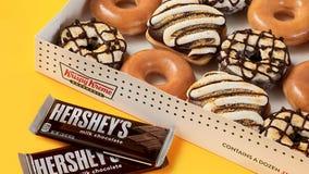 S'mores doughnuts: Hershey's, Krispy Kreme collaborate on new treat