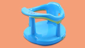Infant toy sold exclusively on Amazon recalled over drowning hazard