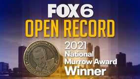 'Open Record' earns National Murrow Award for excellence in podcasts
