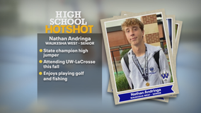 Waukesha West senior fights through injury to become a champion