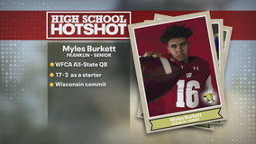 Franklin quarterback, Wisconsin commit fueled by his doubters