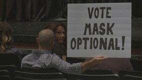 Burlington Area schools: Masks optional to start year, board says