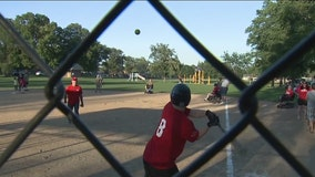 Special needs baseball league a hit with players
