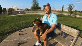 Milwaukee dog, owner reunited; pet spotted on FOX6 WakeUp