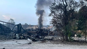 Fort Atkinson fire debris rekindles 1 week later