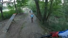 Gravity defied: Mountain bike fest at Little Switzerland