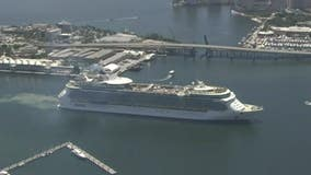 Unvaccinated, people with health risks should avoid cruises, CDC says