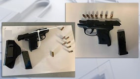 Guns detected at Milwaukee Mitchell International Airport: TSA