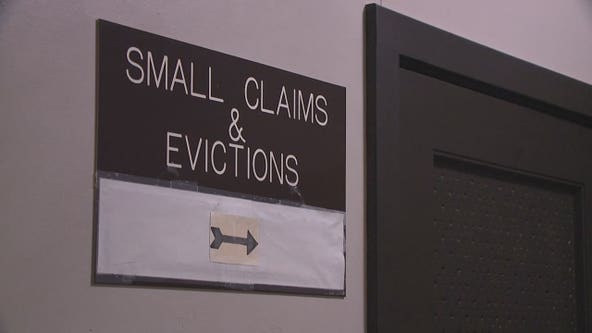 Eviction proceedings can move forward after ban lifted