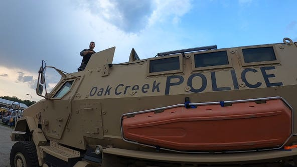 Oak Creek National Night Out returns after year off due to COVID
