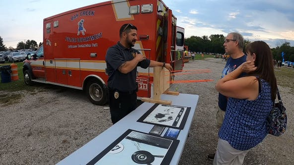 National Night Out celebrated in southeast Wisconsin