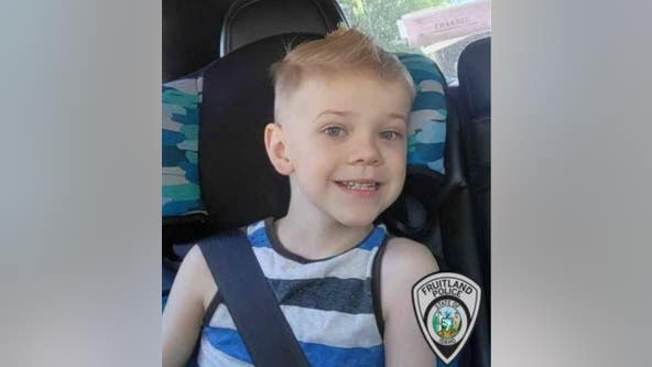 Missing Idaho boy: No trace of Michael Joseph Vaughan after corn fields harvested, cleared