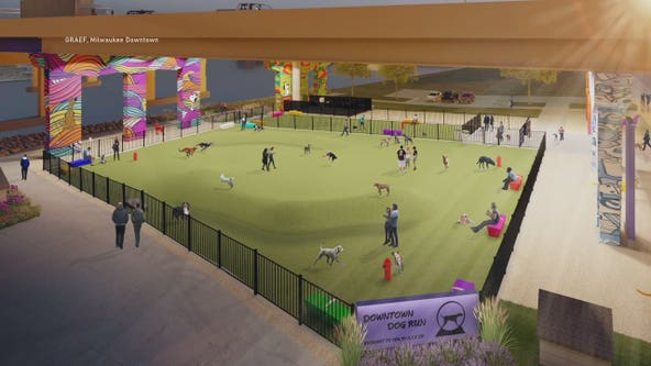 Potential downtown Milwaukee dog park would be 1st of its kind