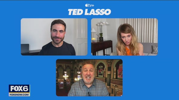 Ted Lasso is back with some of your favorite actors