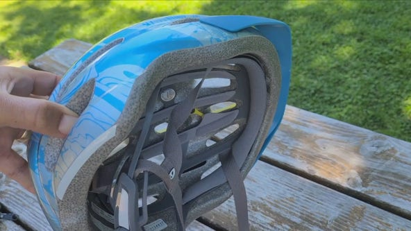 Time to replace your bike helmet?