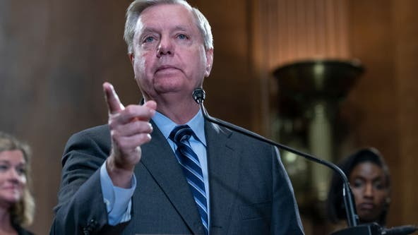 Sen. Lindsey Graham tests positive for COVID-19 despite being vaccinated