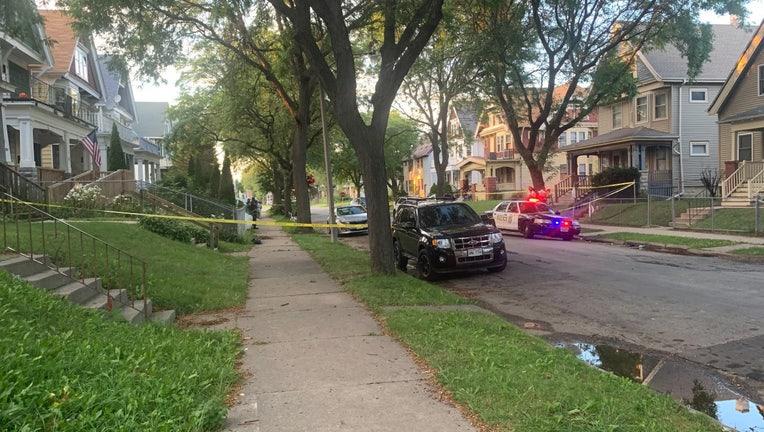 Accidental shooting near 24th and Hadley, Milwaukee