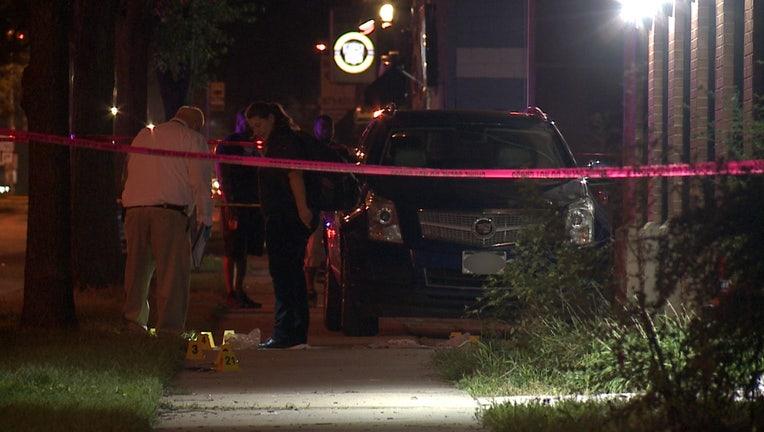 Fatal shooting near Fond du Lac Avenue and Ridge Court, Milwaukee