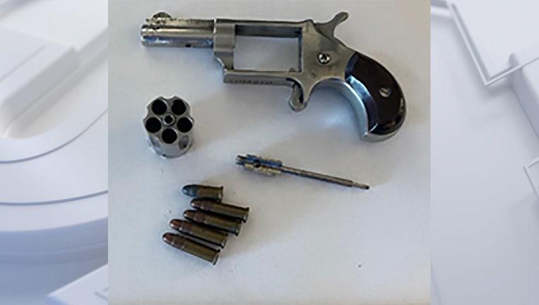 Gun stopped by TSA at Milwaukee Mitchell International Airport