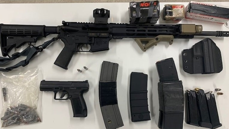 Guns, drugs seized in execution of Racine search warrant