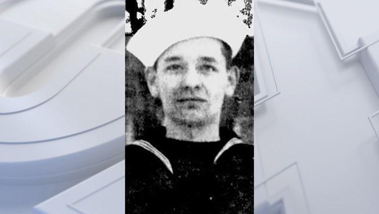 Navy Seaman 2nd Class Arthur R. Thinnes