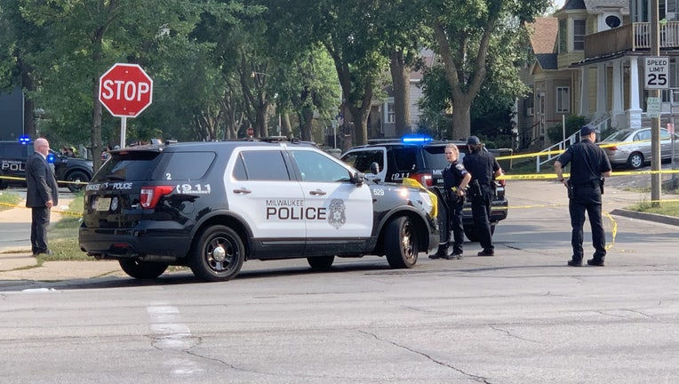 Fatal shooting at 20th and National Avenue, Milwaukee