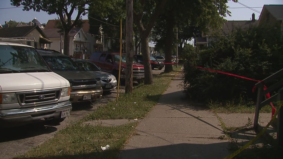 Shooting death at 9th and Madison, Milwaukee