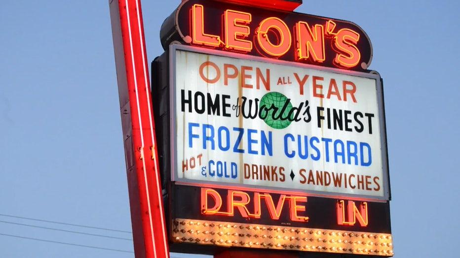Leon's Frozen Custard, Milwaukee