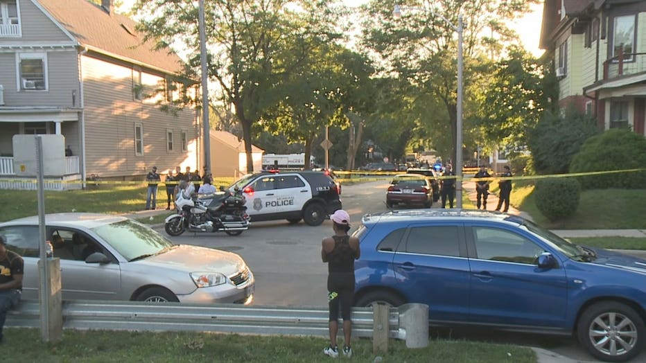 Milwaukee man fatally shot by police near 27th and Wright