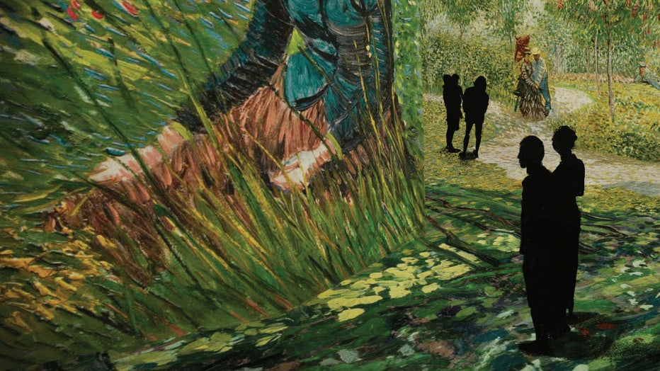 Beyond Van Gogh: The Immersive Experience, Milwaukee