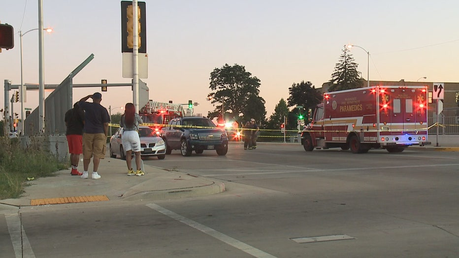 Fatal crash near 76th and Silver Spring, Milwaukee