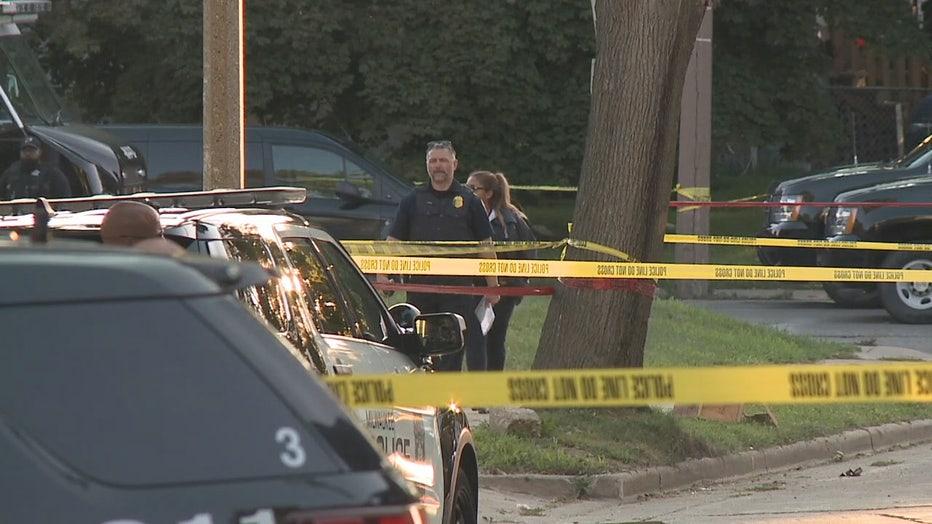 Police fatally shot man near 27th and Wright, Milwaukee