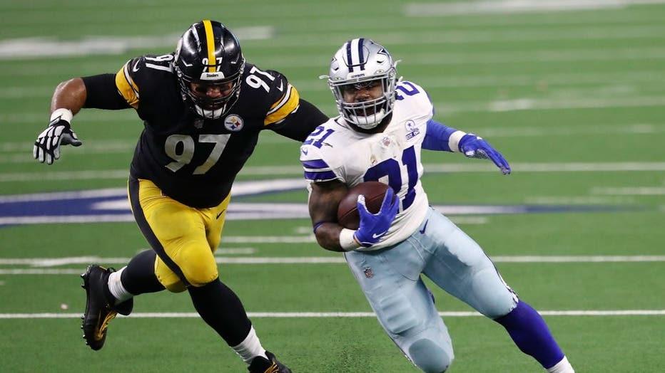 178c4b79-Pittsburgh Steelers v Dallas Cowboys