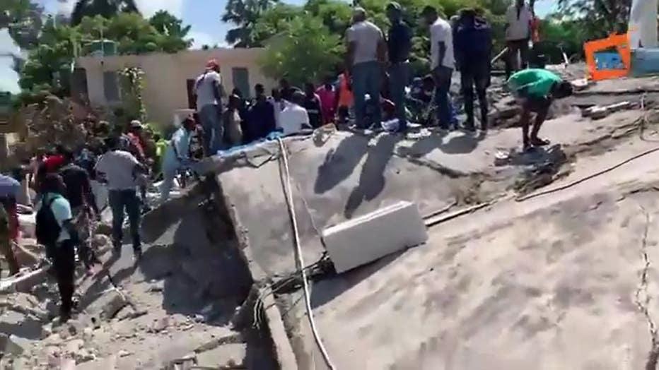 Haiti earthquake 2