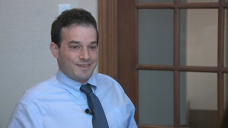 Health Sciences Law Group attorney Jeremy Shapiro-Barr