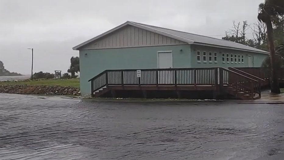 Tropical storm Fred flood edit