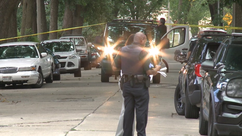 Homicide investigation of 12-year-old boy near 46th and Glendale, Milwaukee